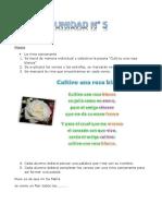 Planificación Bimestral Lengua