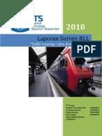 Traffic Counting Report - Kertajaya Indah
