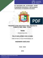 Chui Ccama Felix Guillermo