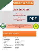 Anemia Aplastik Dr. Heka