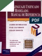El Lenguaje Unificado de Modelado - Manual de Referencia