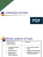10. Lymphoid System