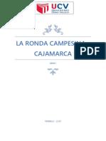 Ronda Campesina Cajamarca