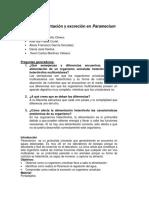 Practica 5 Paramecium Heterotrofa
