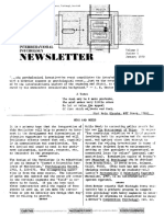 IBPN Interbehavioral Psychology Newsletter (Nro 1 a 24, 1970 a 1996)