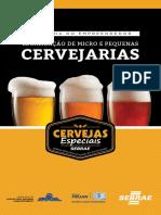 Cartilha Legalização de Micro e Pequenas Cervejarias