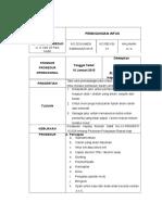 38. revisi SPO PEMASANGAN INFUS.doc
