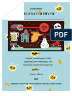 lab report physic  autosaved