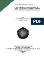 Laporan PKL Untuk Pindad_Billy F._universitas Brawijaya