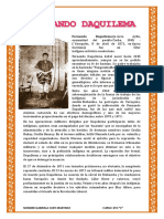 Fernando Daquilema