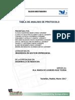 Analisis de Protocolo