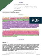 Almirol v. Register of Deeds of Agusan