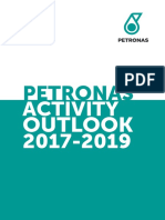 Petronas Activity Outlook 2017 2019