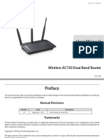 D-Link AC750 User Manual