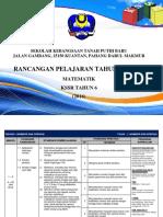 RPT KSSR Tahun 6 - Matematik.docx