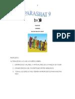 Parashat Vayésheb # 9 Inf 6017