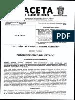 Norma Tecnica Residuos Edo Mex
