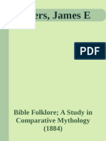 Rogers, James E. - Bible Folk-lore; A Study in Comparative Mythology (1994)