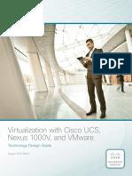 CVD VirtualizationWithCiscoUCSNexus1000VandVMwareDesignGuide AUG14