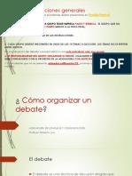 Cómo Organizar Un Debate.doc