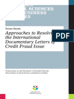 Approaches to Resolving the International Documentary Letters of Credit Fraud Issue.pdf