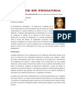 Debate en Peditria Uropatia Obstructiva