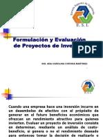 Proyectosdeinversion CLASE 2