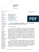 HSUS Letter to Gov Jay Inslee