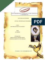 Trabajo de Eucaristia