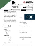 Examen Bimestral Rm Arit 2DO SEC BREÑA