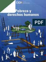 Pobreza Derechos Humanos 2017