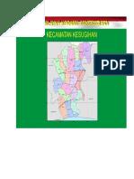 Peta Wilayah