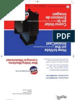 Card Scanner Bi-Lingual Mailer