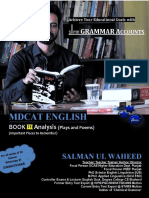 ANALYSIS BOOK 3 by Sir Salman Ul Waheed