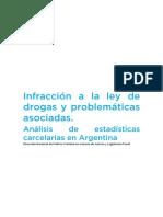 Infracción a La Ley de Drogas