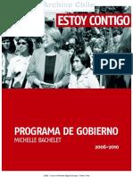 01 Programa de Gobierno