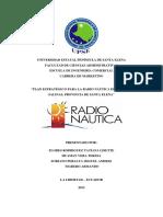 Plan Estrategico Radio Nautica