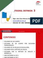 La Integral Definida 3