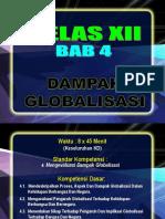 Bab IV Globalisasi