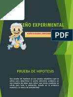 Ejemplo de Experimento