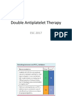 Double Antiplatelet Therapy