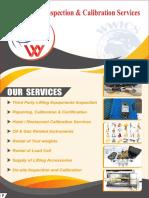 Inspection and Calibration Companies Abu Dhabi UAE