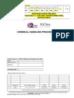 Chemical Handling Procedure OUIJV