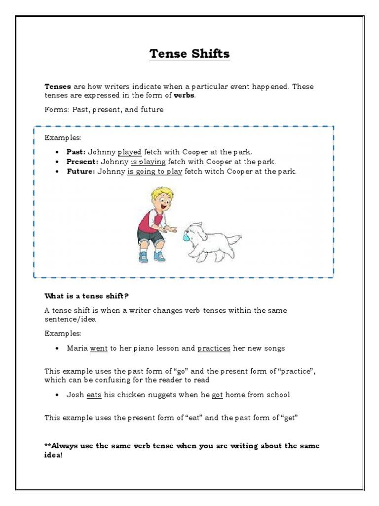 grammar book- verb tenses   Grammatical Tense   Verb