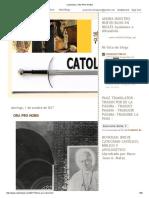 Catolicidad_ Ora Pro Nobis