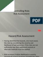 09 Risk Assessment
