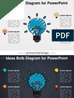 2 0081 Ideas Bulb Diagram PGo 4 3