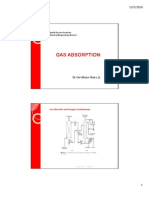 Gas Absorption