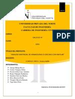 Informe de Armaduras Matriciales en Maltab Completo
