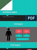 HIPERPOTASEMIA